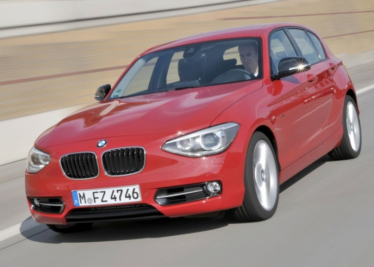 BMW India looking to shift focus away from entry level X1 and 1-Series