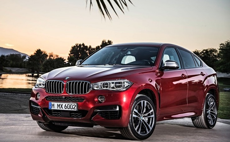 2015 BMW X6 revealed, India launch in mid-2015