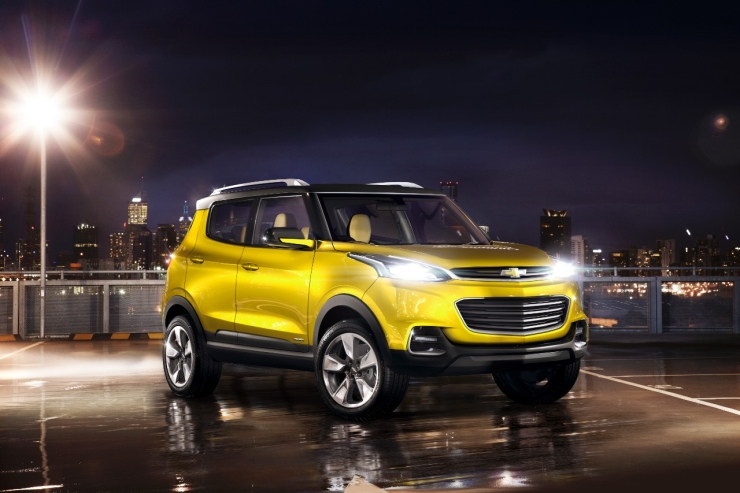 General Motors plans Amber platform and 3 new cars for India