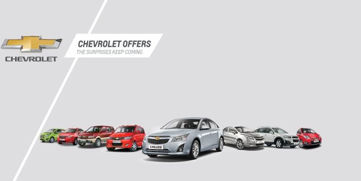 General Motors India lines up discounts on Spark, Beat, Tavera, Enjoy, Sail and Cruze