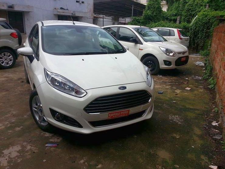 Ford Fiesta Diesel Facelift reaches car dealerships in India