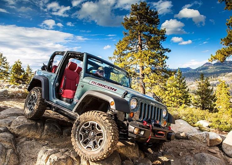 Jeep Wrangler Rubicon Off Roader SUV Pic