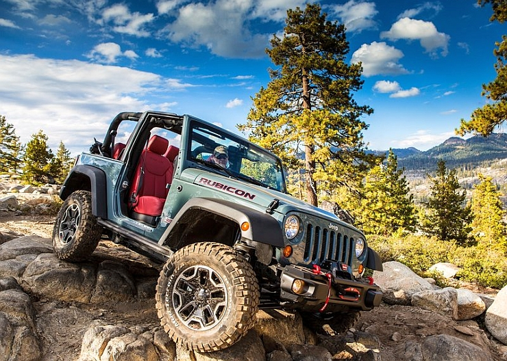 Jeep Wrangler Rubicon SUV 1