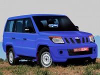 Mahindra U301 Bolero MUV Render