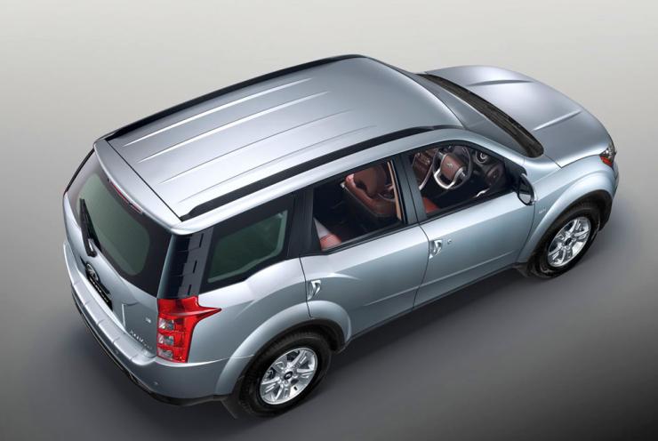 Mahindra XUV500 Crossover Profile