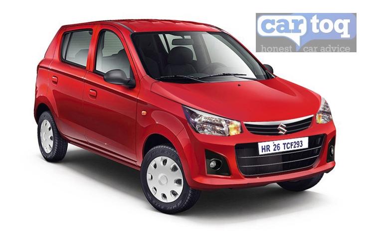 Maruti Alto K10 Facelift Hatchback Speculative Render Image