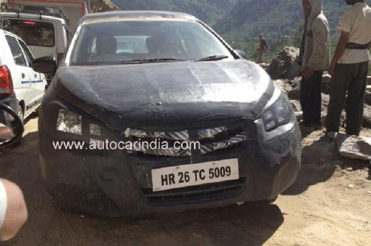 Maruti Suzuki SX4 Crossover begins testing in India