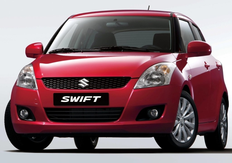 India's top ten selling cars for May 2014