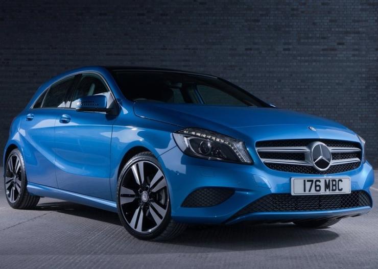 Mercedes Benz A-Class Hatchback Pic