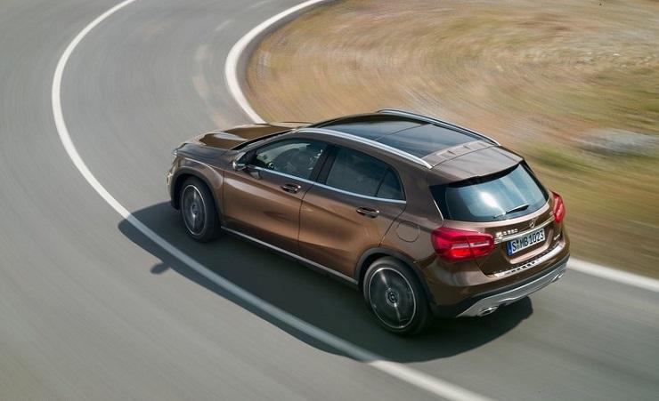 2014 Mercedes Benz GLA Luxury Crossover Photo