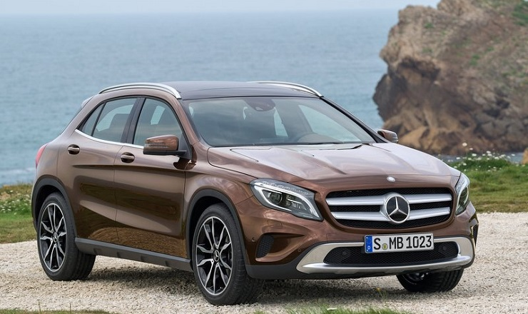 CarToq Sources – Mercedes Benz GLA Crossover primed for a September 2014 launch
