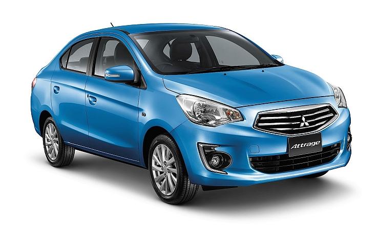 Mitsubishi India's Attrage Sedan and Delica MPV Launch Plans
