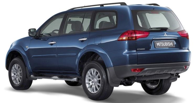 2014 Mitsubishi Pajero Sport SUV Photo
