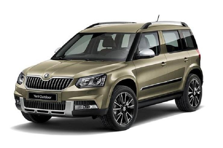 September 10th launch for the Skoda Yeti SUV Facelift