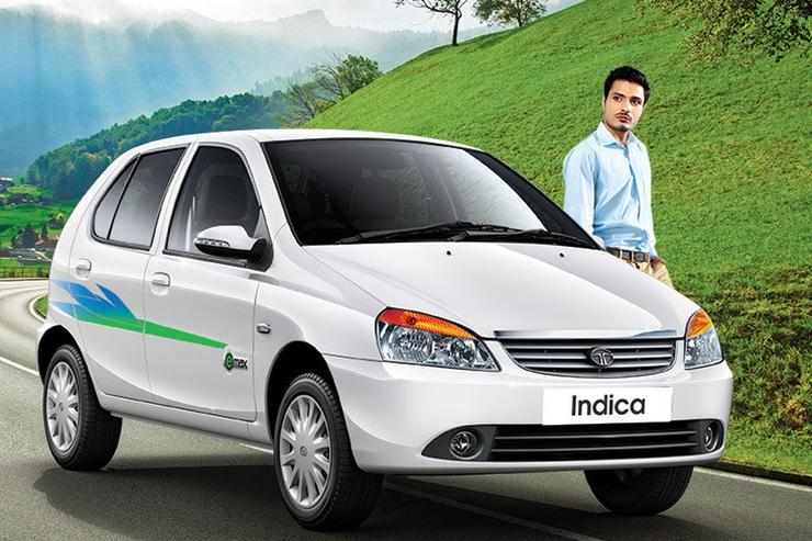 Tata Indica EMAX CNG