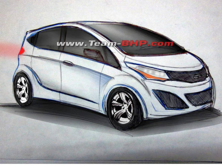 Tata Motors' Kite hatchback to sit in between the Nano and Indica