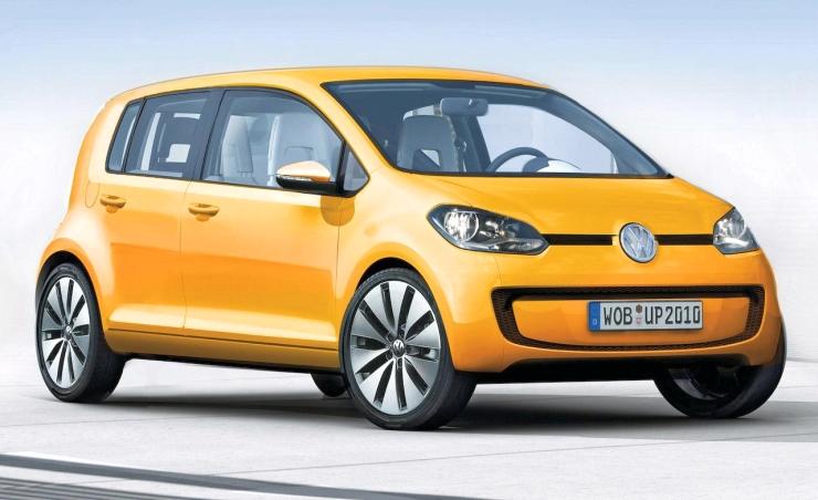 Volkswagen Up! Hatchback Pic