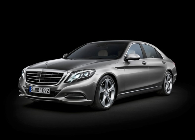 Mercedes Benz S-Class S350 CDI Diesel luxury saloon launched in India