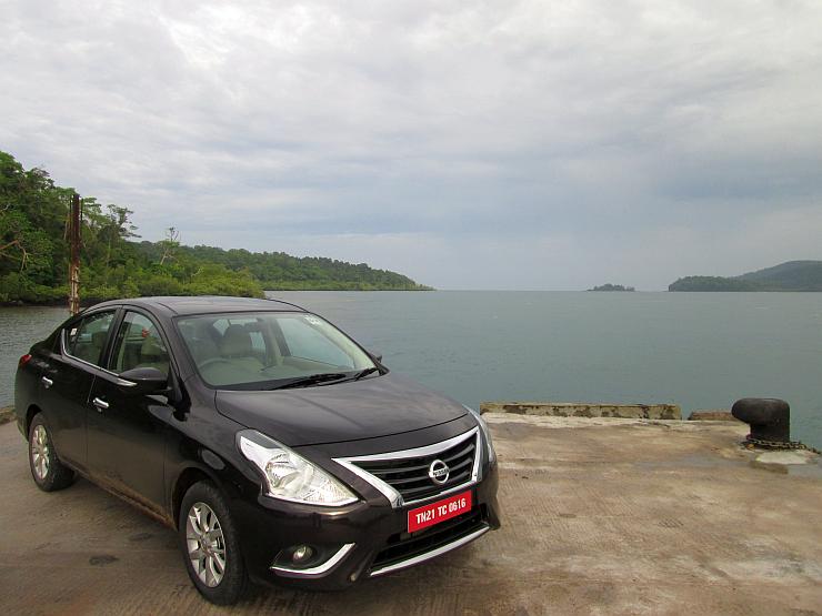 2014 Nissan Sunny Sedan Facelift Pic