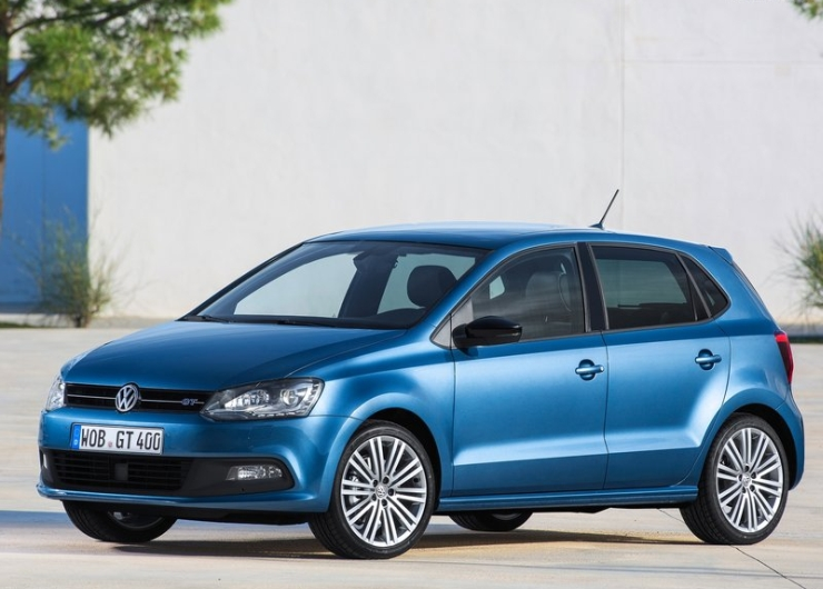 2014 Volkswagen Polo Facelift 2