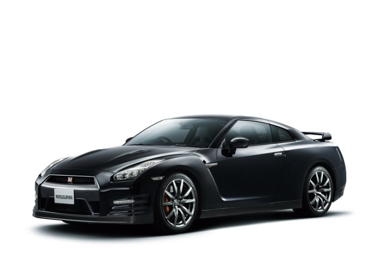 2015 Nissan GT-R Sportscar 12