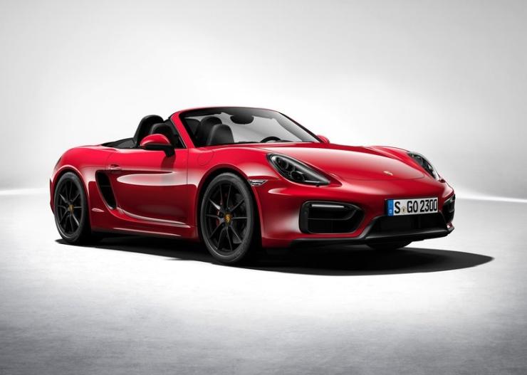 2015 Porsche Boxster GTS 1