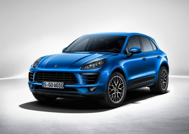 Porsche Macan Crossover Soft Launched In India Prices Start From 1
