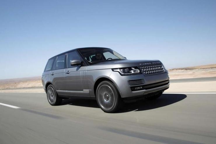 2015 Range Rover Luxury SUV
