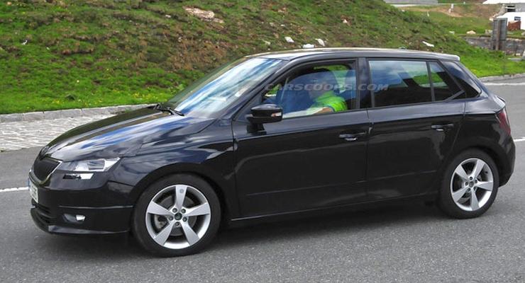 2015 Skoda Fabia Hatchback pic