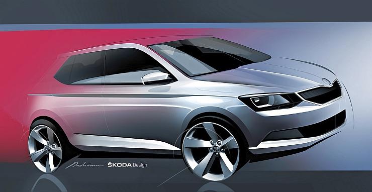 Skoda India is contemplating a new, PQ25 platform based B+ segment hatchback
