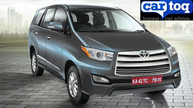 Next Generation Toyota Innova MPV