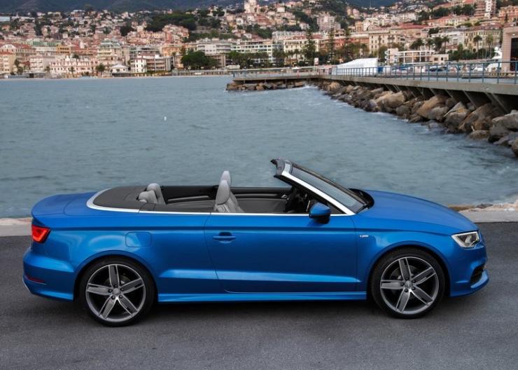 Audi A3 Cabriolet 3