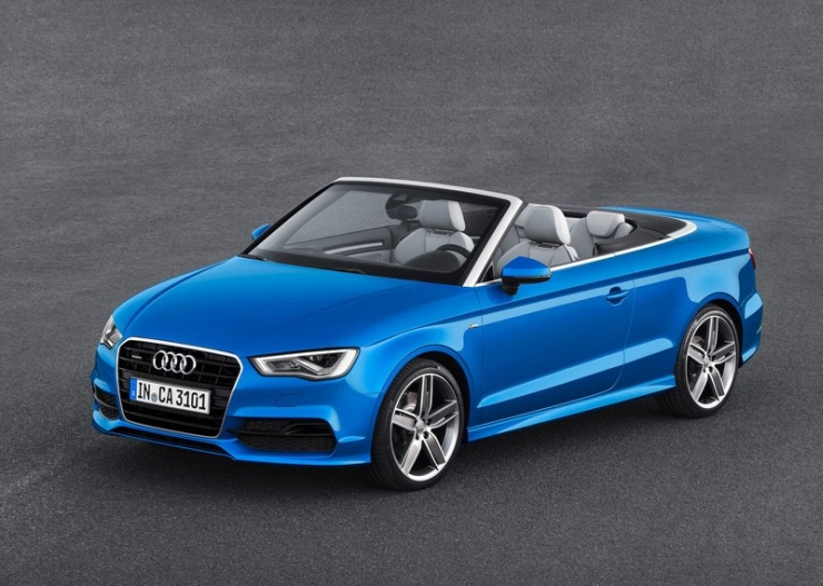 Audi A3 Cabriolet Launched in India