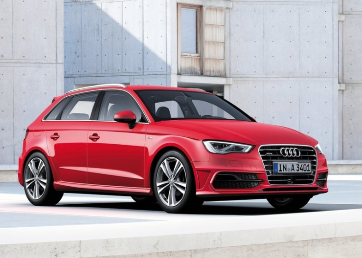 Audi India S Affordable Luxury Car Onslaught Includes The A3