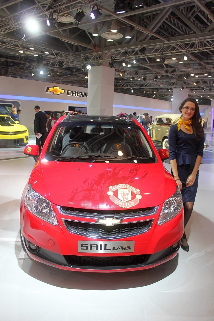 General Motors India To Launch Chevrolet Beat And Sail