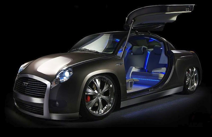 10 DC Design sedans: From Honda City to Hindustan Ambassador ...