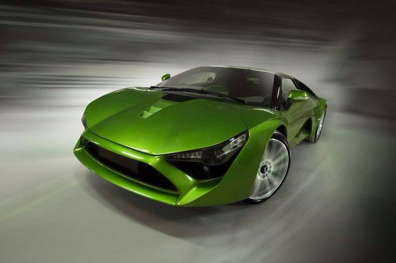DC Design Avanti Sportscar – Spec Sheet and Images