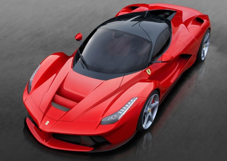Ferrari Takes A Temporary Break From India