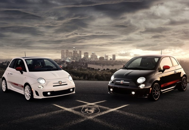 Three hot Abarth badged cars from Fiat for India in 2015