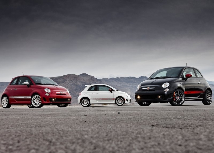 Fiat India imports Abarth 500 high performance hatchback for homologation