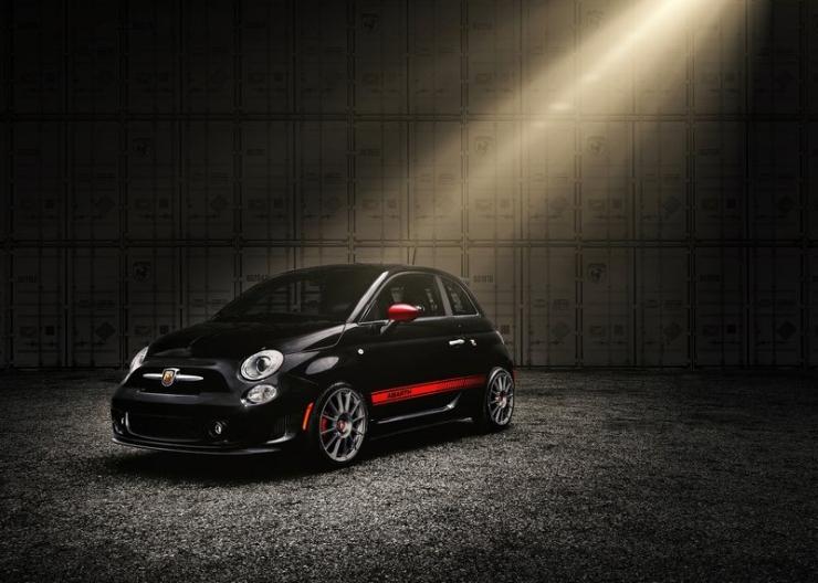 Fiat Abarth 500 2