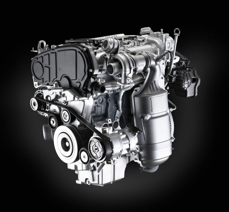 Fiat Multijet Turbo Diesel Engine Image