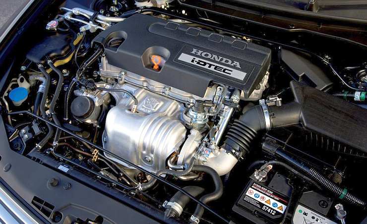 Honda 1.5 liter i-DTEC turbo diesel engine pic