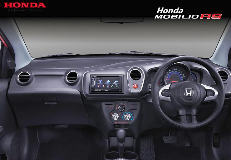 Honda Mobilio RS Dashboard Image