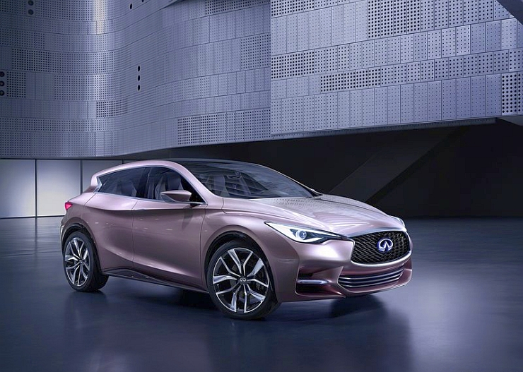 Nissan S Andy Palmer Infiniti Luxury Car Brand Inevitable For India
