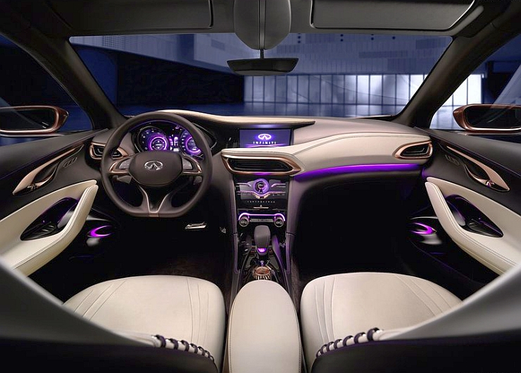 Nissan Luxury Brand >> Nissan S Andy Palmer Infiniti Luxury Car Brand Inevitable For India