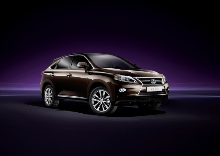 Lexus RX350 Luxury Crossover Photo
