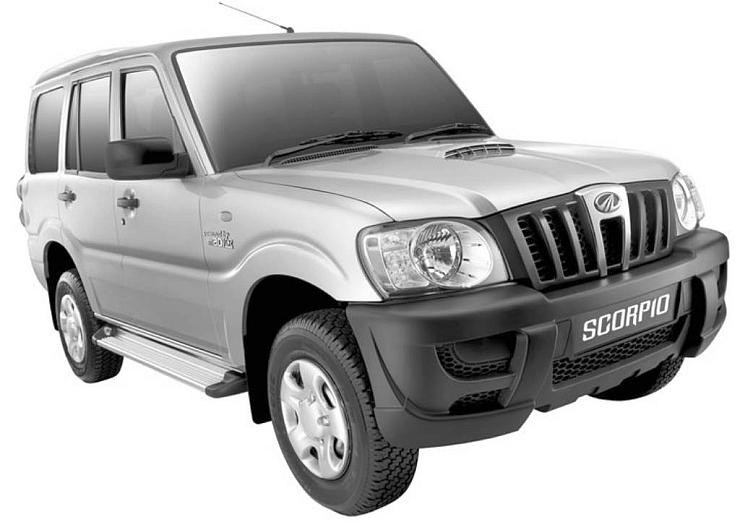 Mahindra Scorpio EX Image