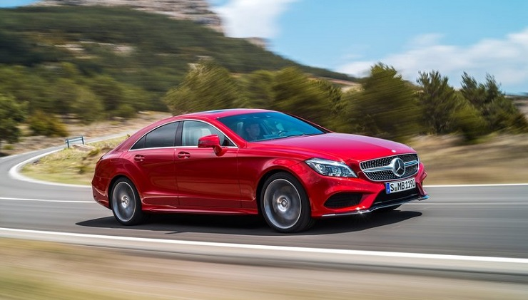 India Bound – Mercedes Benz CLS Diesel Coupe Launch Impends