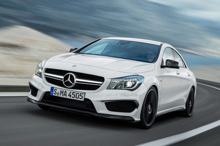 Mercedes Benz CLA 45 AMG to launch in India on 22nd July 2014
